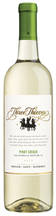 Three Thieves Pinot Grigio 750ml - Case...